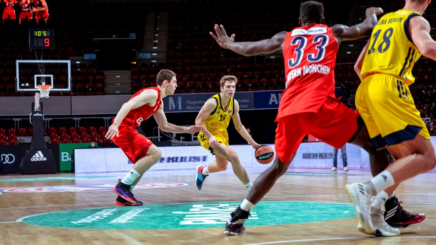 Friedrick Feldrappe - U18 ALBA Berlin - ANGT Munich 2019 (photo FCBB - Eirich) JT18