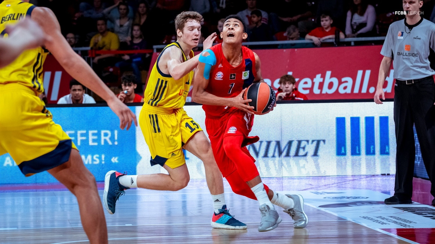 Jason George - U18 FC Bayern Munich - ANGT Munich 2019 (photo FCBB - Eirich) JT18