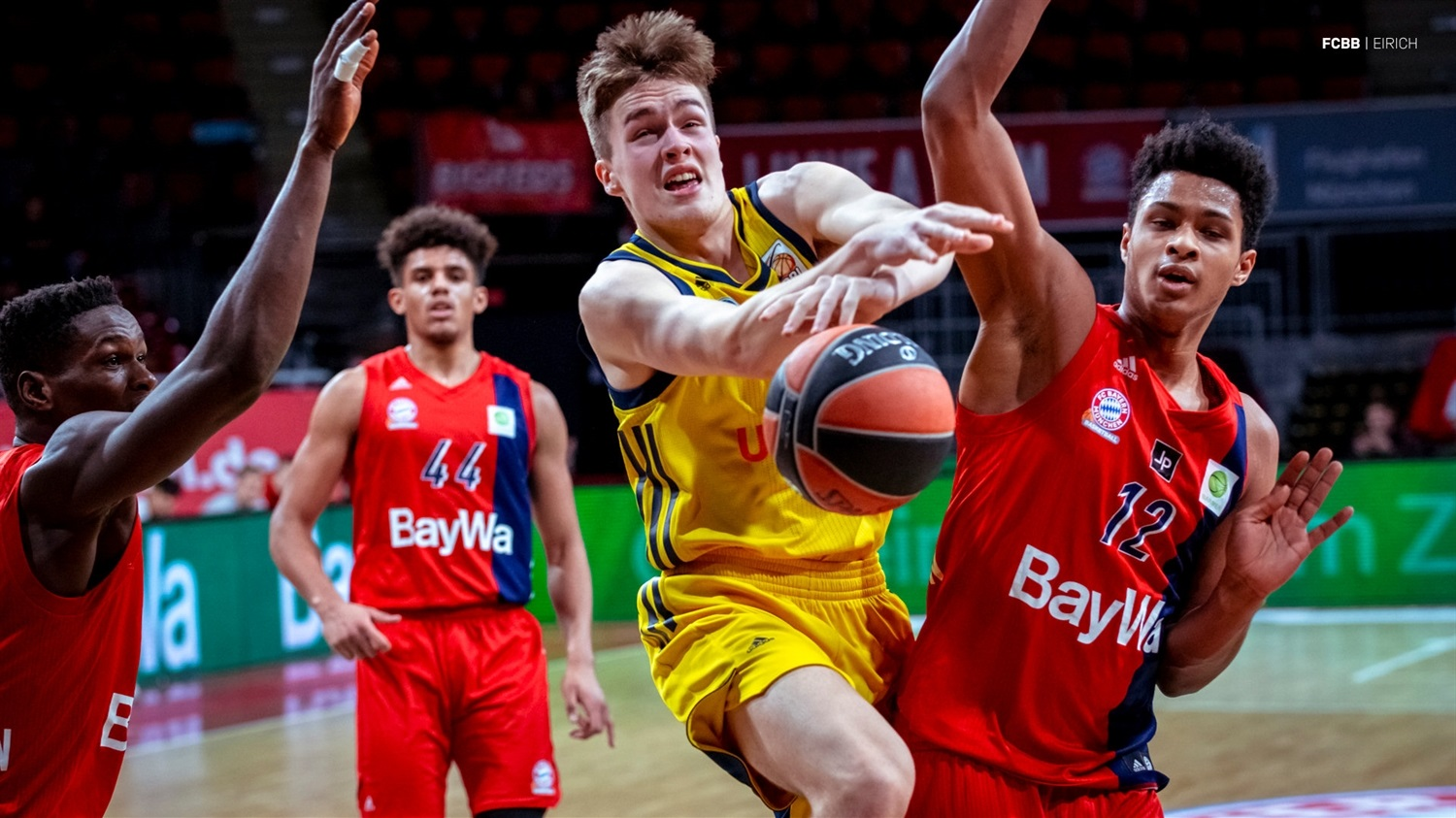 Elias Roedl - U18 ALBA Berlin - ANGT Munich 2019 (photo FCBB - Eirich) JT18