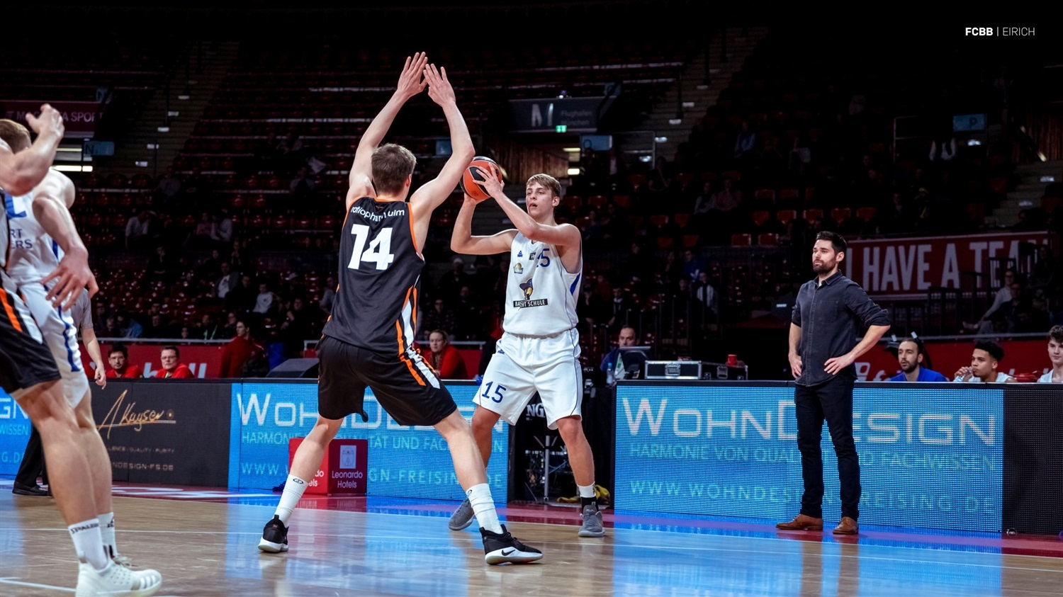 Michael Javernik - U18 Fraport Skyliners Frankfurt - ANGT Munich 2019 (photo  FCBB - Eirich) JT18