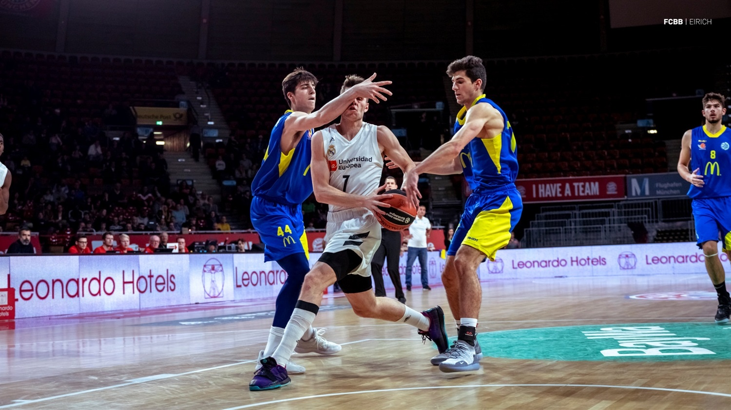 Mario Nakic - U18 Real Madrid - ANGT Munich 2019 (photo FCBB - Eirich) JT18