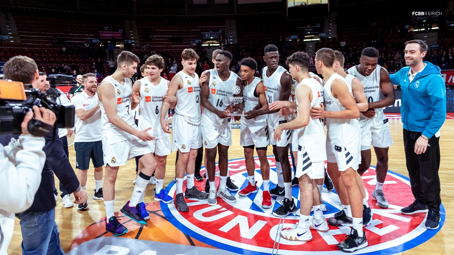 U18 Real Madrid Champ - ANGT Munich 2019 (photo FCBB - Eirich) JT18