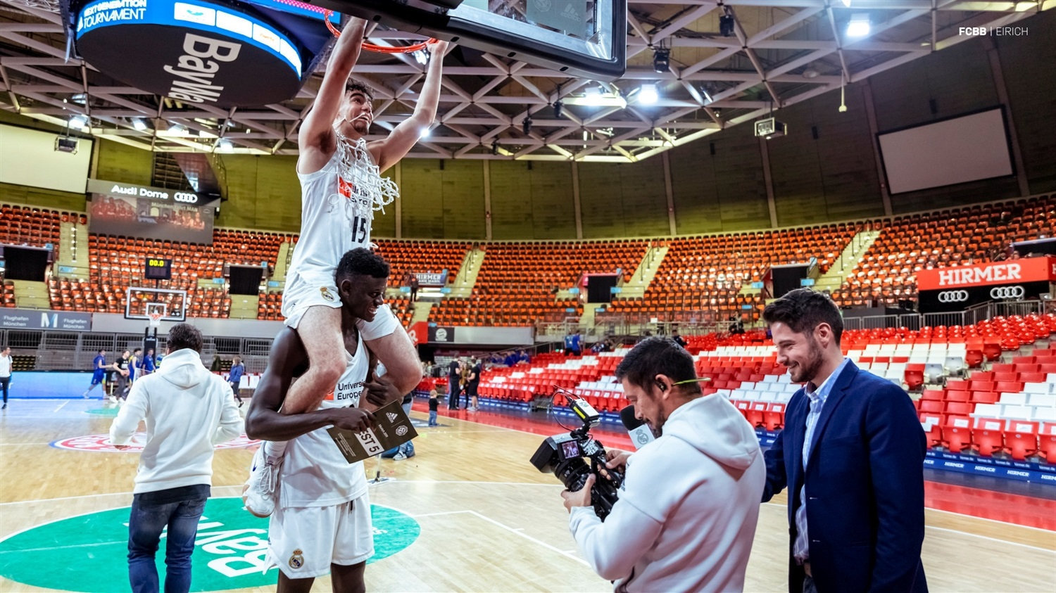 Jorge Mejias - U18 Real Madrid Champ - ANGT Munich 2019 (photo FCBB - Eirich) JT18