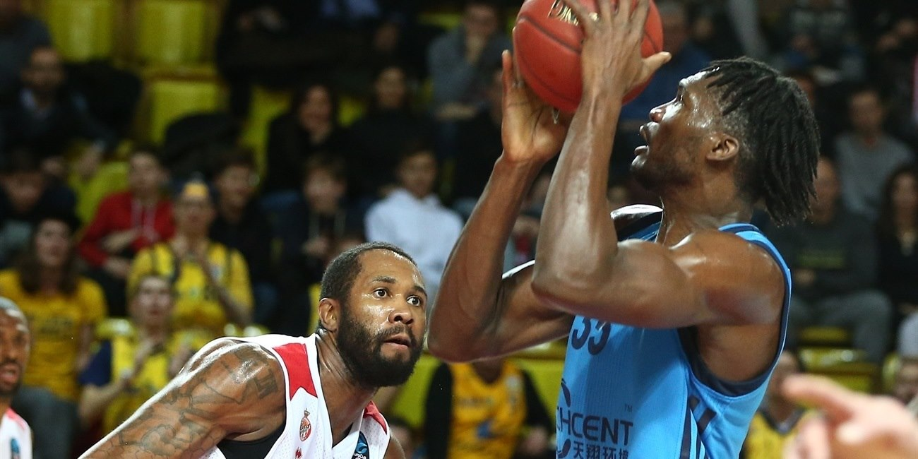 Landry Nnoko - ALBA Berlin (photo Monaco) - EC18
