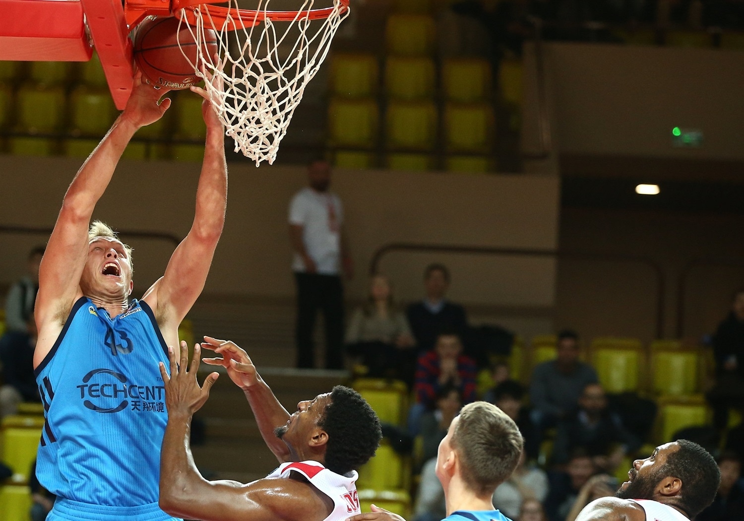 Luke Sikma - ALBA Berlin (photo Monaco) - EC18