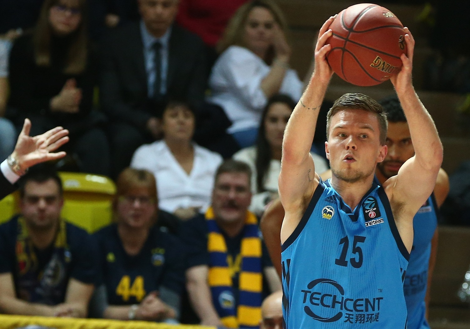 Martin Hermannsson - ALBA Berlin (photo Monaco) - EC18