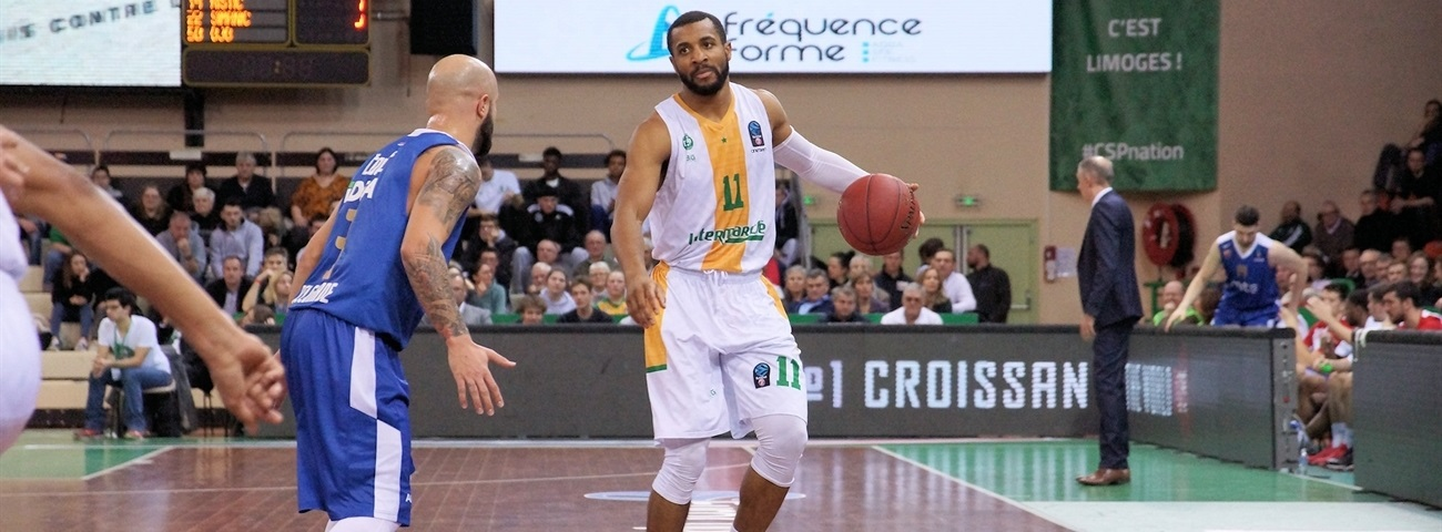 Already-eliminated Limoges battled to play spoiler