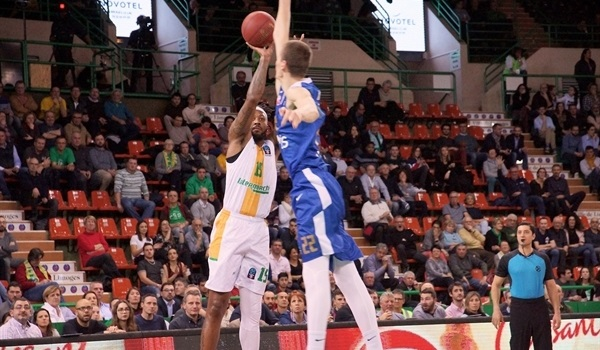 Top 16 Round 5: Limoges rallies, KO's Zvezda