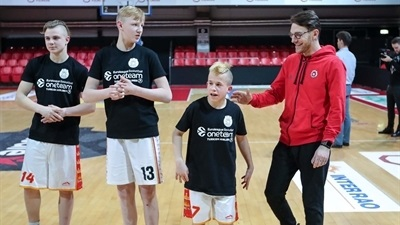 New One Team season launched by Rytas Vilnius