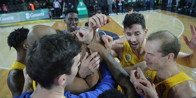 Power rankings: Maccabi soars