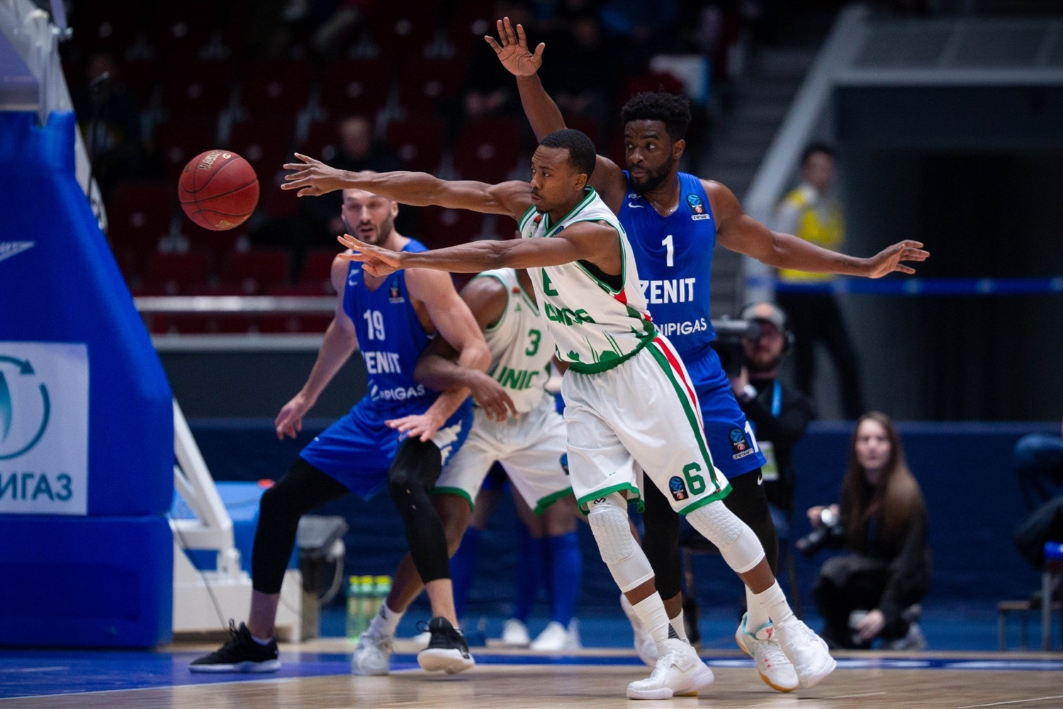 Errick McCollum - UNICS Kazan (photo Zenit) - EC18