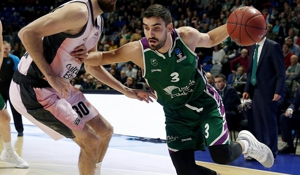 Unicaja extends guard Fernandez through 2022