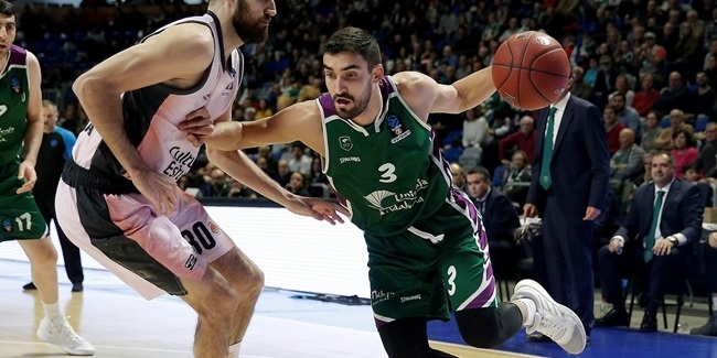 Unicaja extends Fernandez through 2022