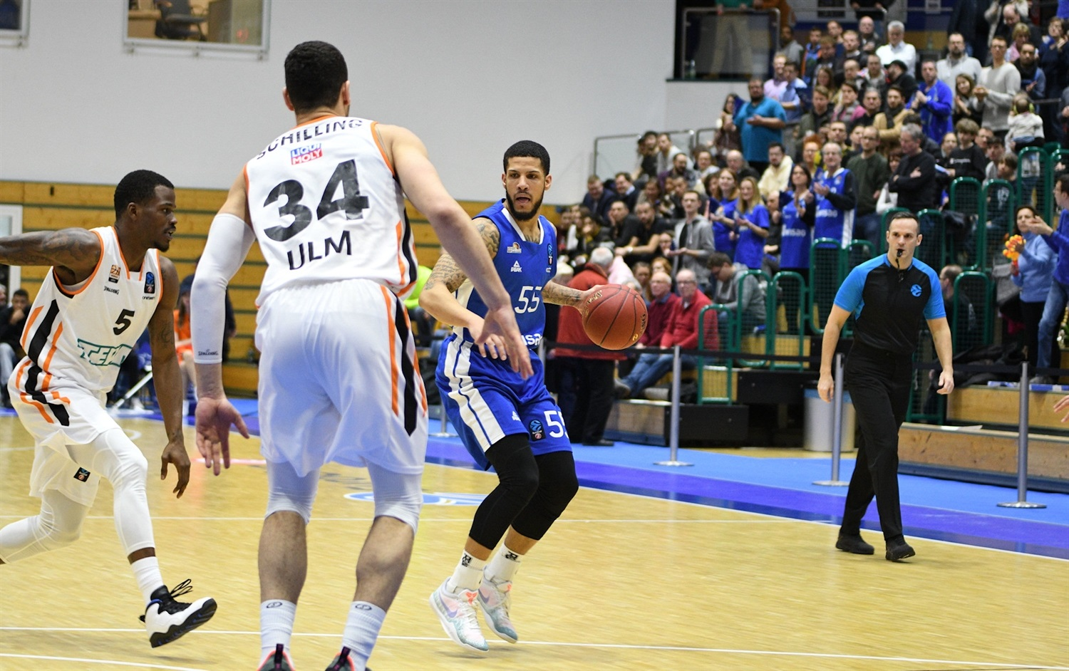 Tyler Larson - Fraport Skyliners Frankfurt (photo Skyliners) - EC18