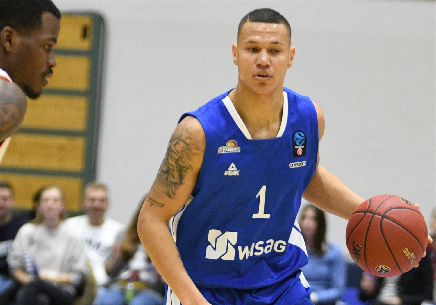 Elijah Clarence - Fraport Skyliners Frankfurt (photo Skyliners) - EC18