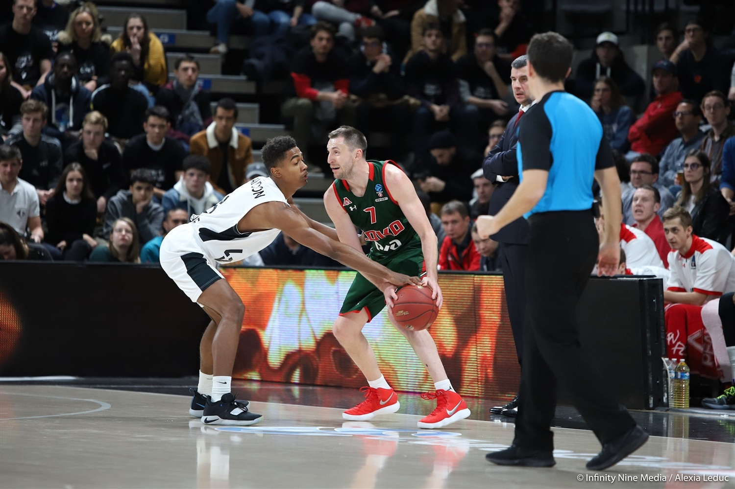Vitaly Fridzon - Lokomotiv Kuban Krasnodar (photo Infinity Nine Media - Alexia Leduc) - EC18
