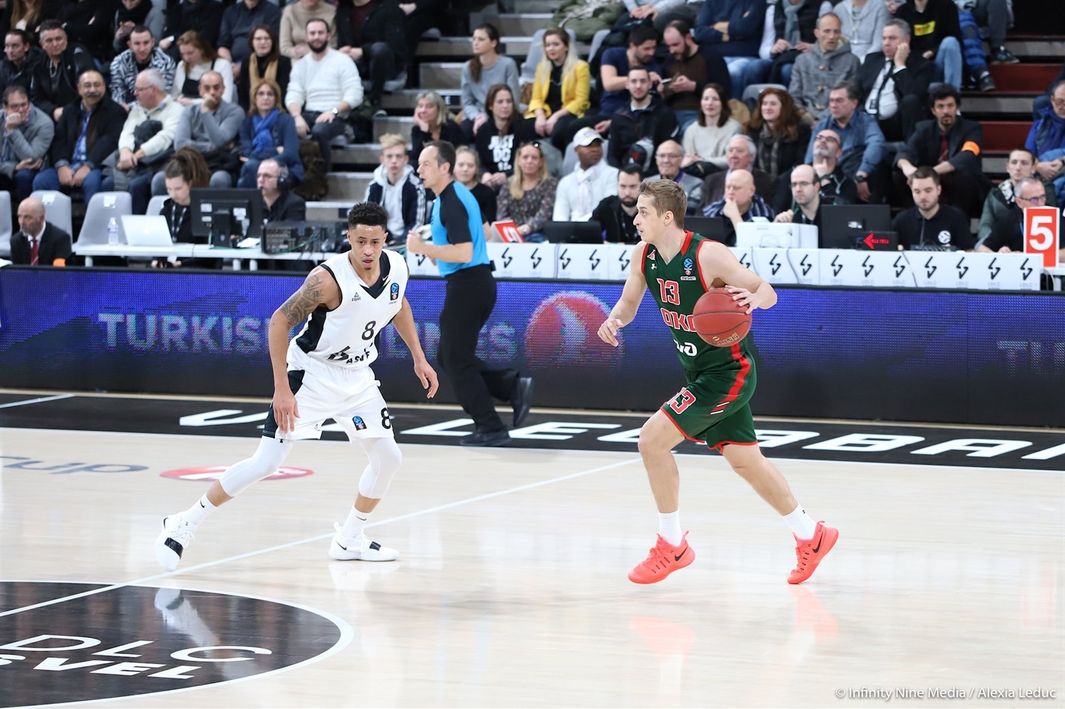 Dmitry Khvostov - Lokomotiv Kuban Krasnodar (photo Infinity Nine Media - Alexia Leduc) - EC18