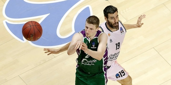EuroLeague-groomed Unicaja in do-or-die game at Berlin