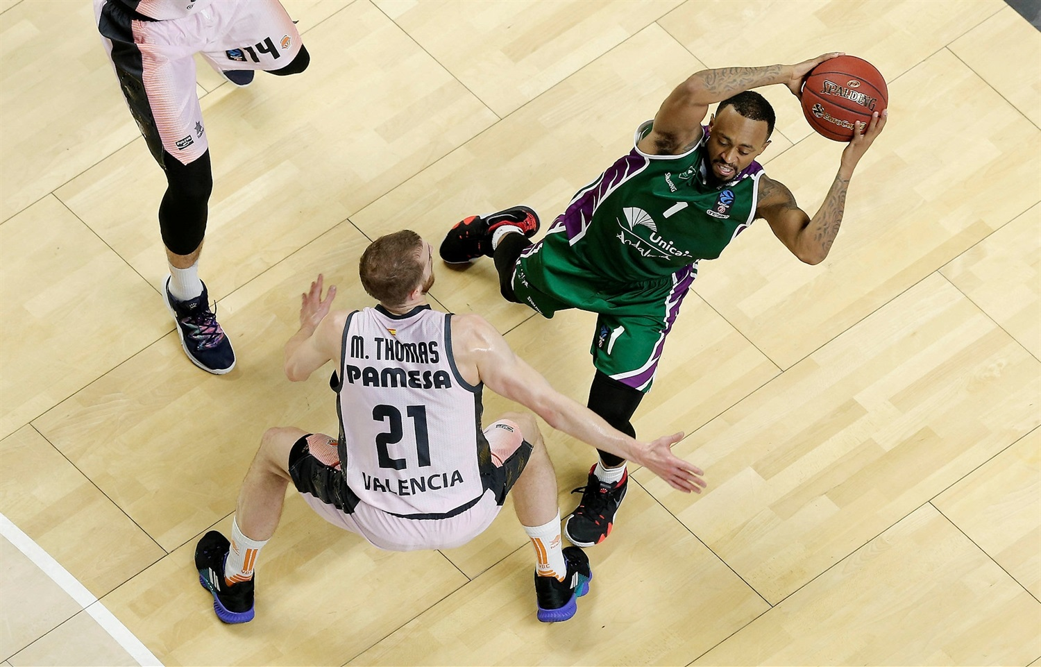 Ryan Boatright - Unicaja Malaga (photo Unicaja - Mariano Pozo) - EC18