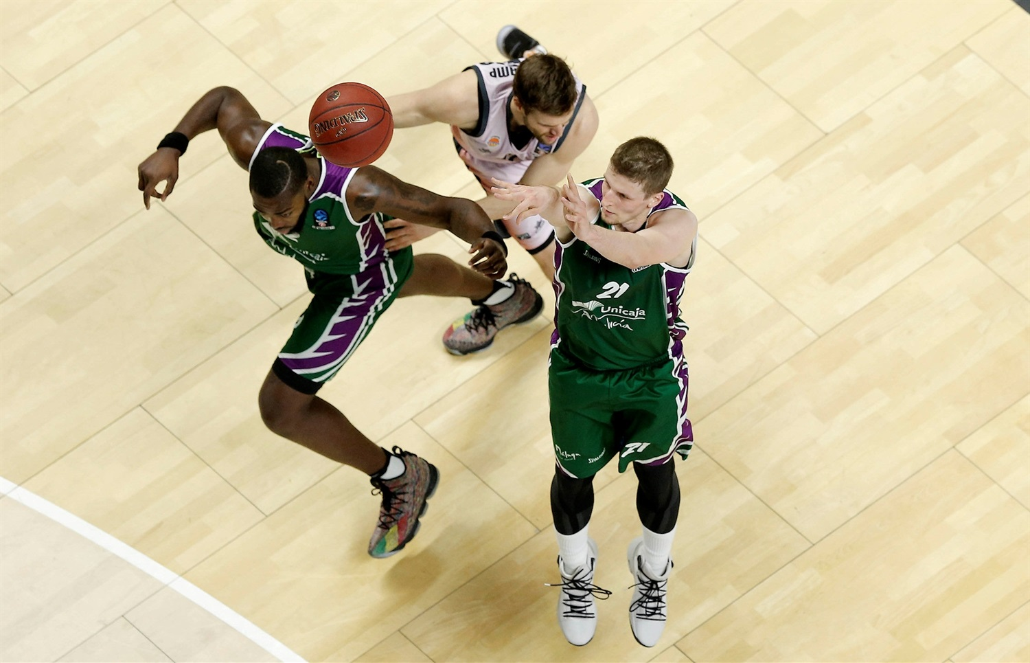 Adam Waczynski - Unicaja Malaga (photo Unicaja - Mariano Pozo) - EC18