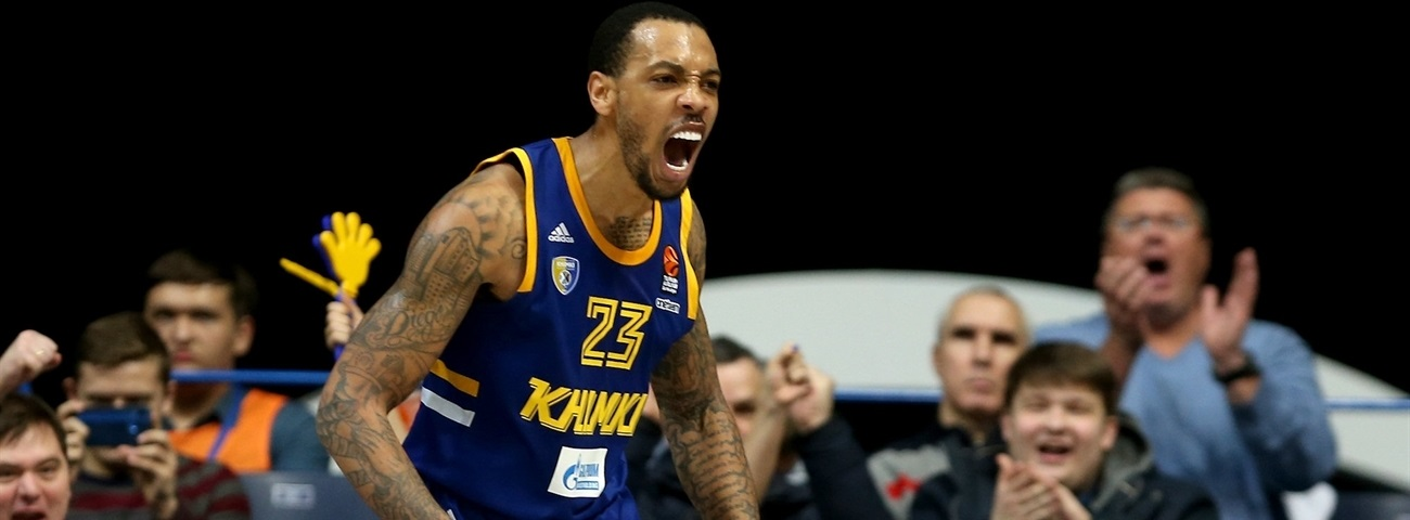Khimki displayed lockdown defense in victory