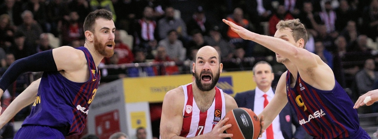 Olympiacos loses Spanoulis for rest of season