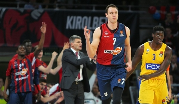 RS Round 21 report: Baskonia dominates Maccabi