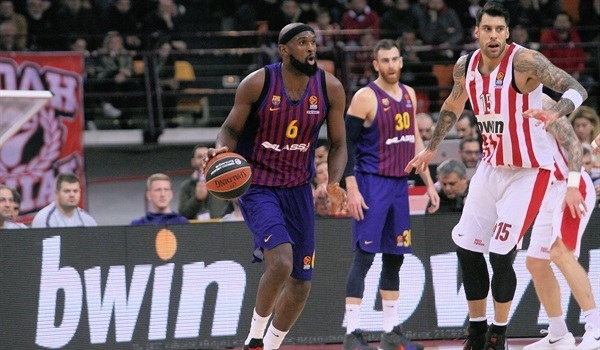RS Round 21 report: Singleton shines as Barca batters Olympiacos