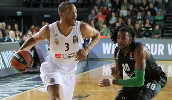 RS Round 21 report: Madrid survives Darussafaka comeback