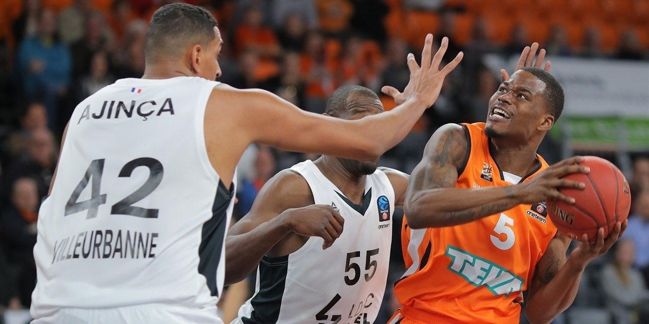 Javonte Green - ratiopharm Ulm (photo Ulm) - EC18