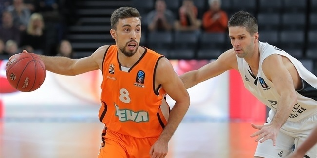 7DAYS EuroCup, Top 16 Round 6: ratiopharm Ulm vs. LDLC ASVEL Villeurbanne