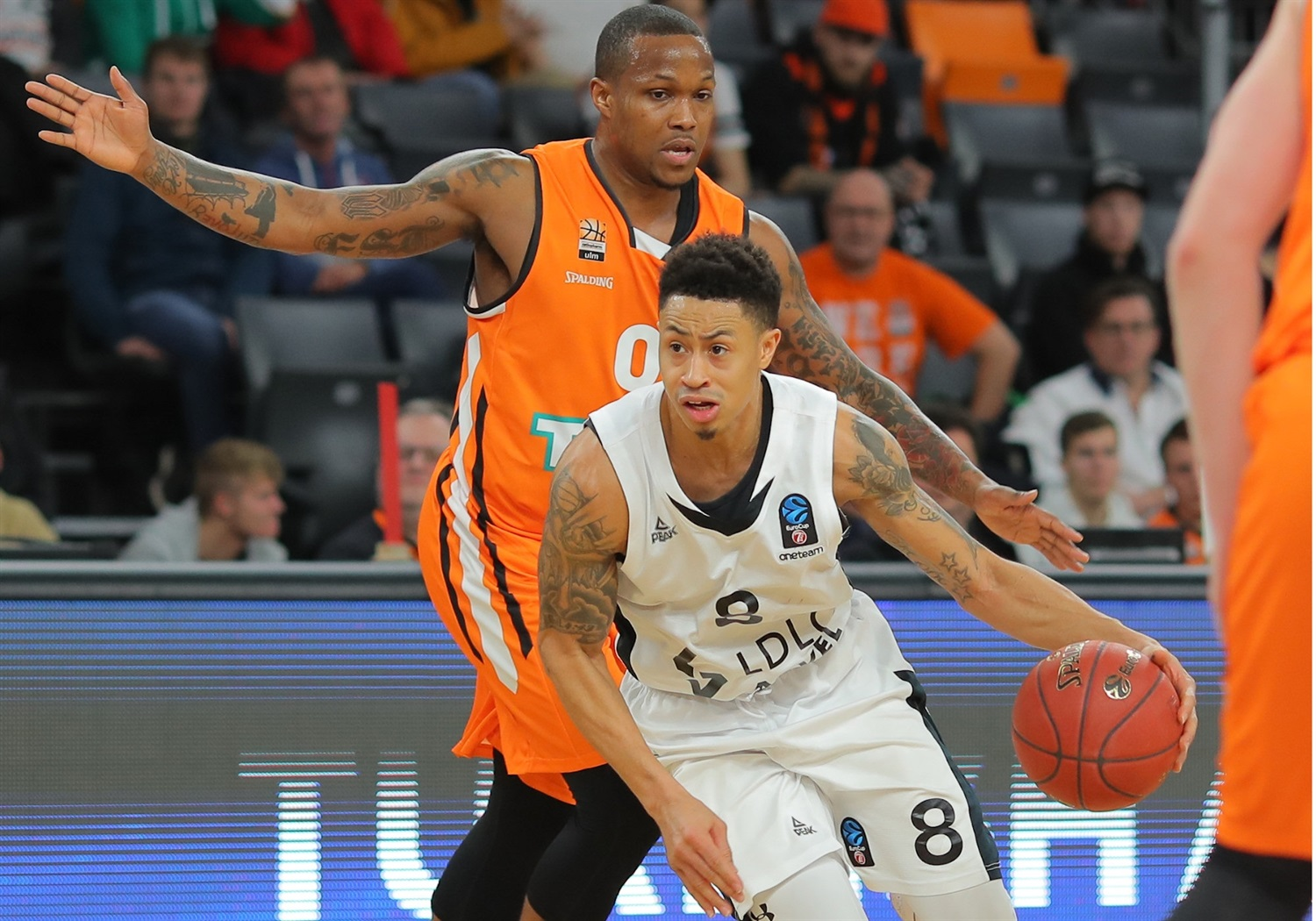 AJ Slaughter - ratiopharm Ulm (photo Ulm) - EC18