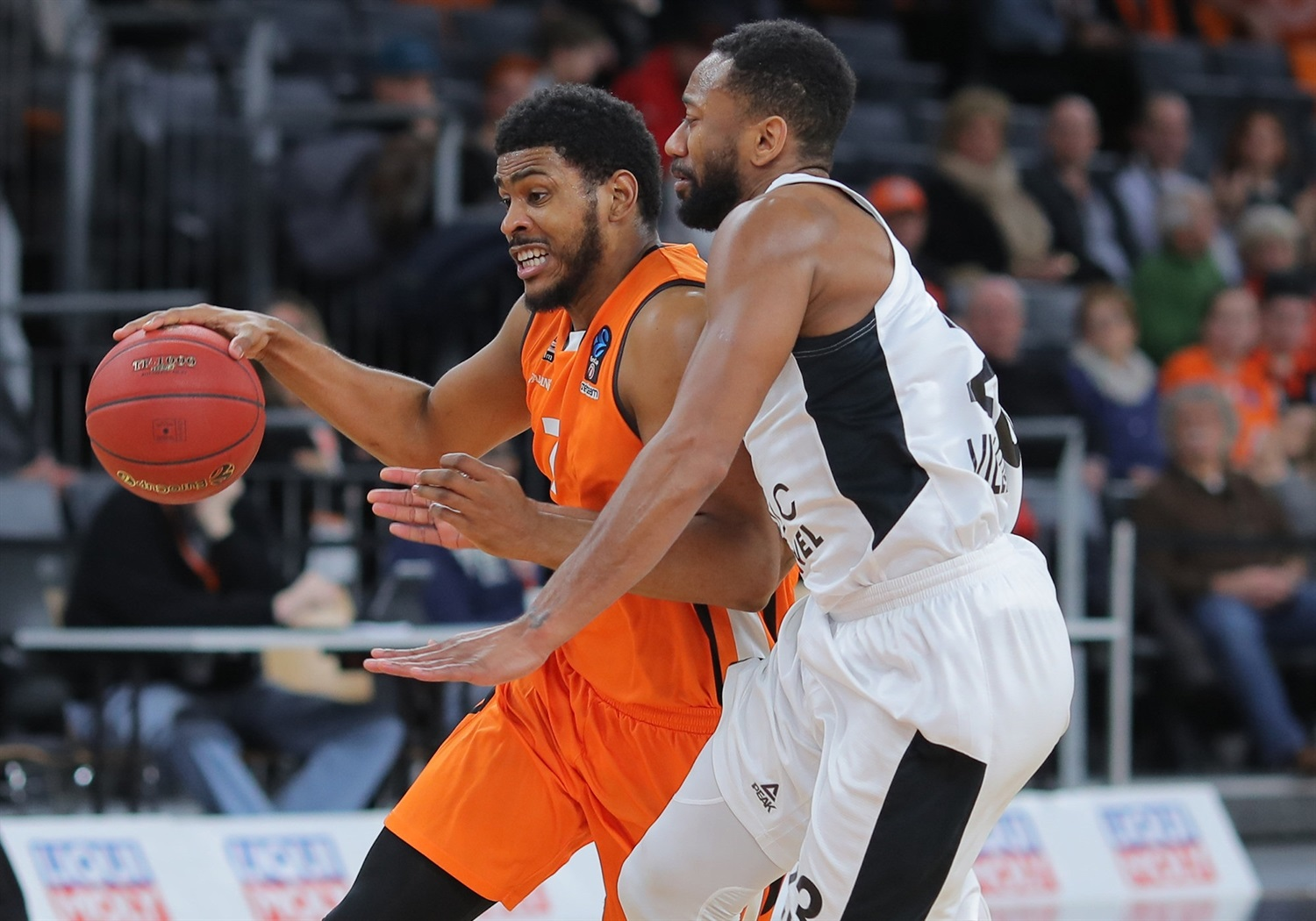 Ryan Thompson - ratiopharm Ulm (photo Ulm) - EC18