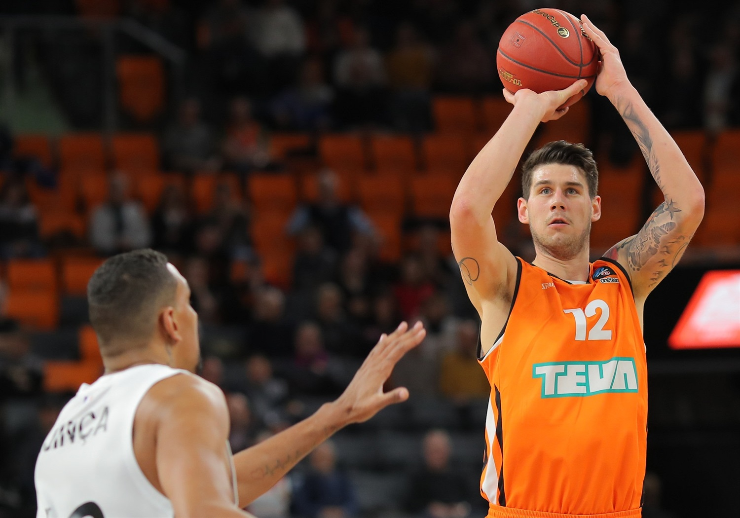 Bogdan Radosavljevic - ratiopharm Ulm (photo Ulm) - EC18