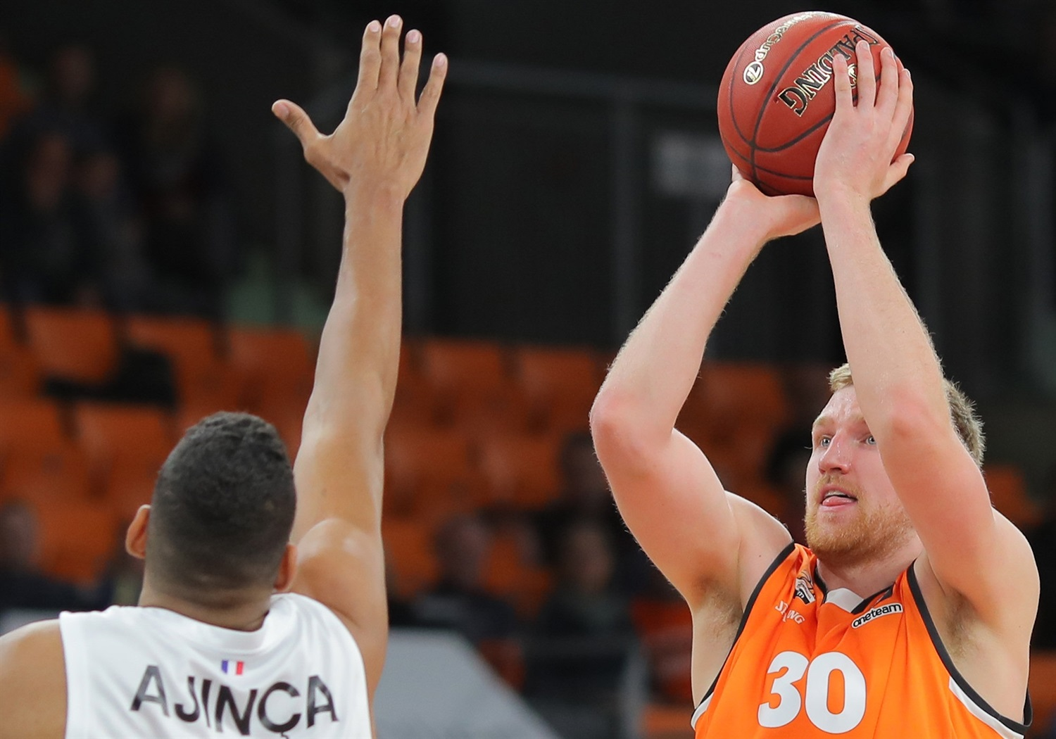 Maximilian Ugrai - ratiopharm Ulm (photo Ulm) - EC18