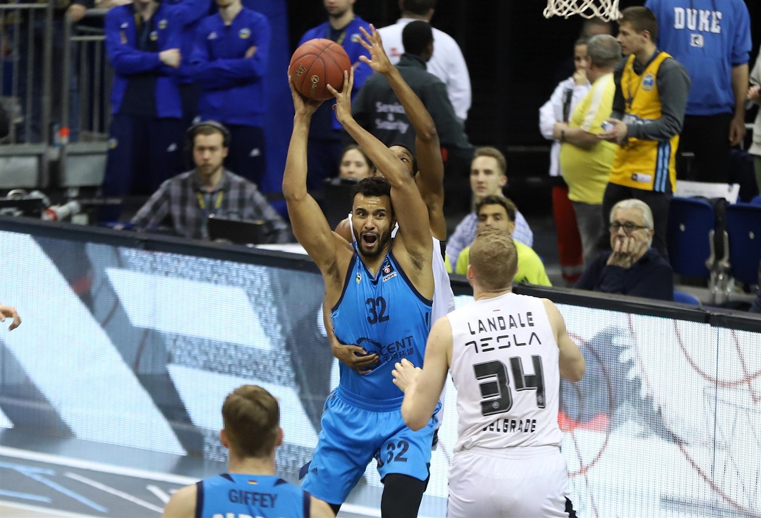 Johannes Thiemann - ALBA Berlin (photo Andreas Knopf - ALBA) - EC18