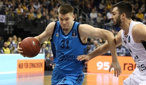 Top 16 Round 6: ALBA closes Top 16 in strong fashion