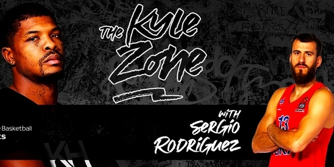 Welcome to The Kyle Zone, a new podcast from EuroLeague star Kyle Hines!