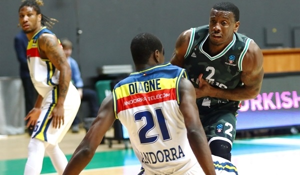 Top 16 Round 6: UNICS clinches Group H first place