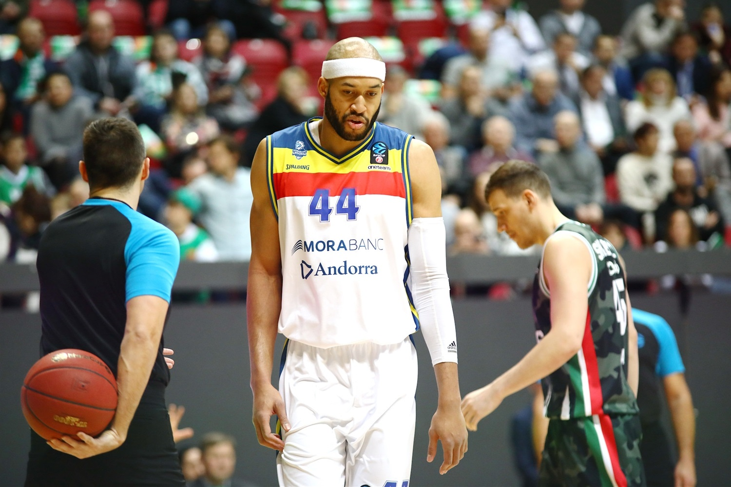 Jerome Jordan - MoraBanc Andorra - UNICS Kazan (photo UNICS) - EC18