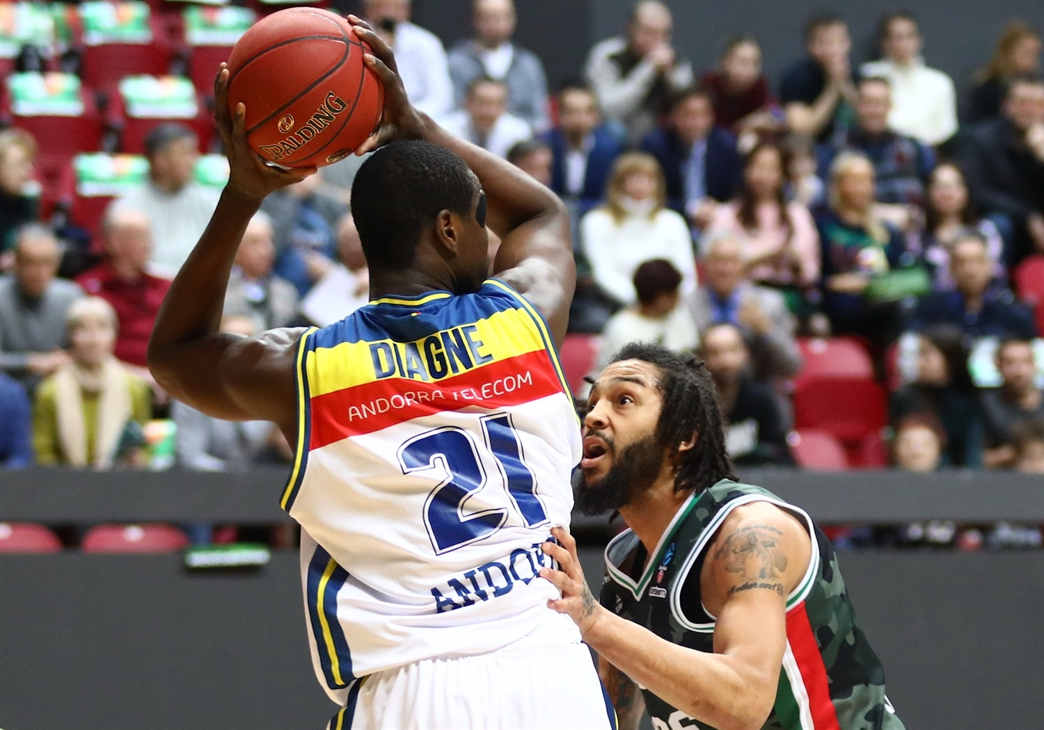 Moussa Diagne - MoraBanc Andorra (photo UNICS) - EC18