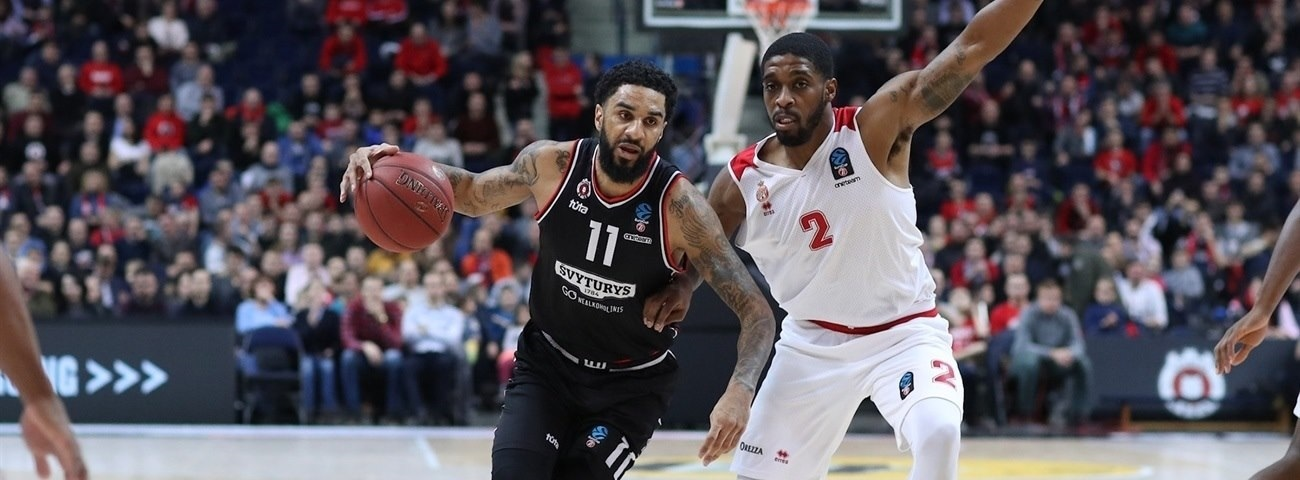 Rytas stepped up to a new challenge