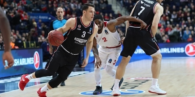 Rytas: Kramer out for the season
