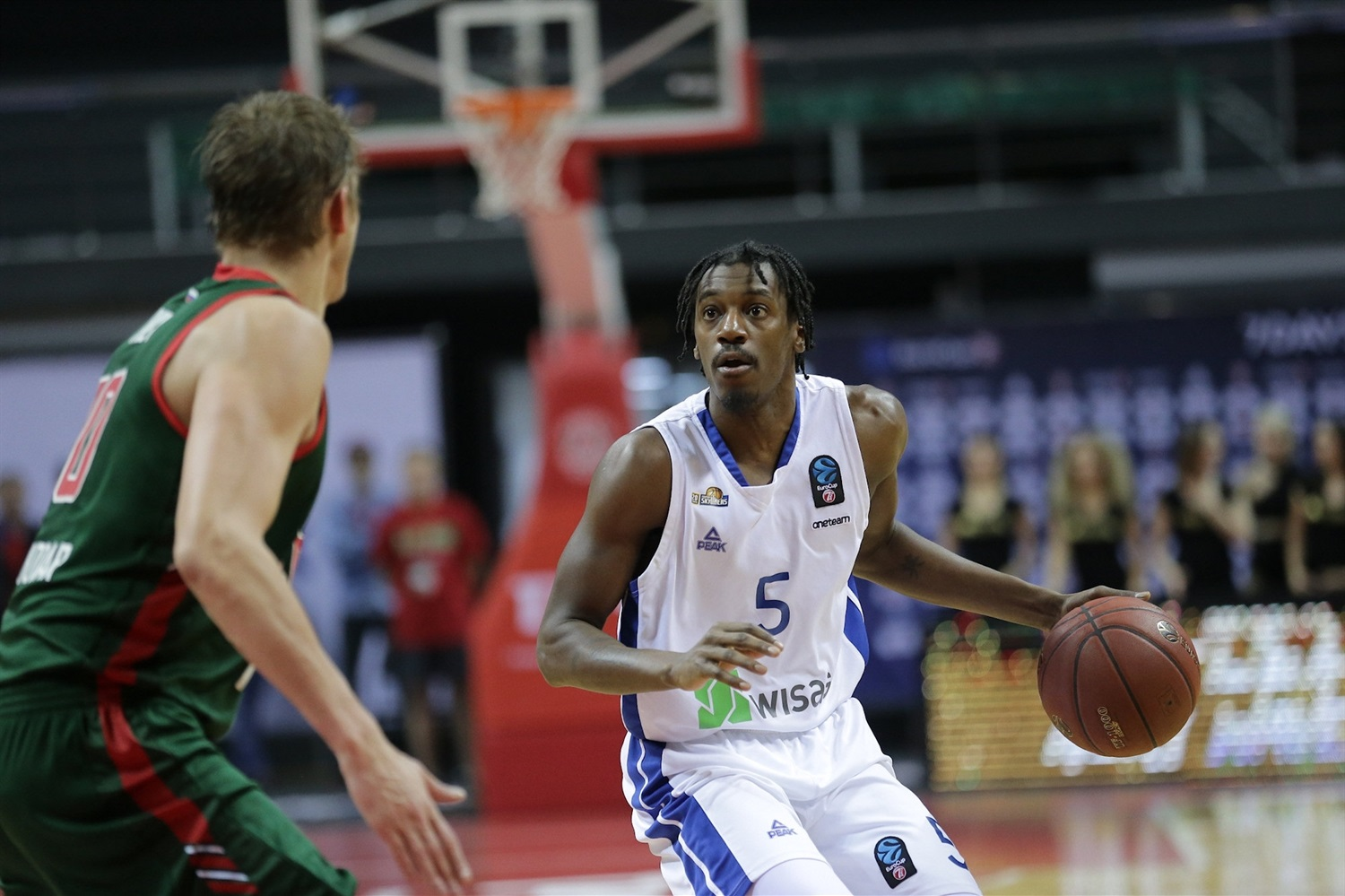 Jason Clark - Fraport Skyliners Frankfurt (photo Lokomotiv) - EC18
