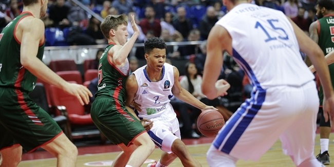 7DAYS EuroCup, Top 16 Round 6: Lokomotiv Kuban Krasnodar vs. Fraport Skyliners Frankfurt