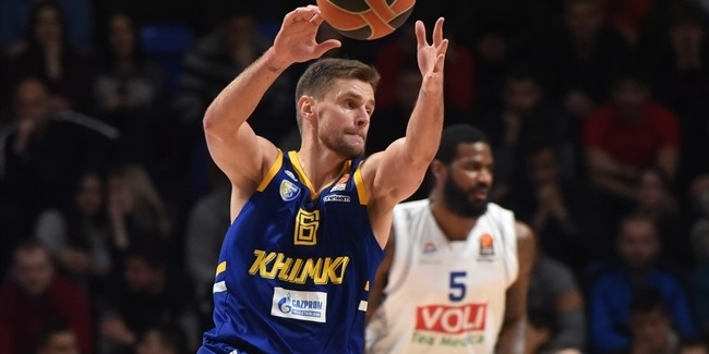Khimki keeps veteran guard Vialtsev