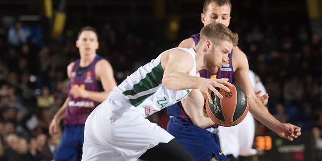 2019-20 Games to Watch: Zalgiris Kaunas