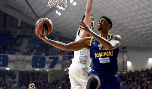 RS Round 22 report: Khimki outguns Buducnost 90-98 on the road