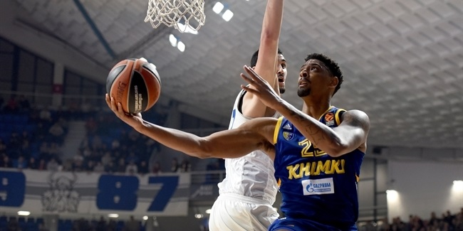 Real Madrid bolsters frontcourt with Mickey