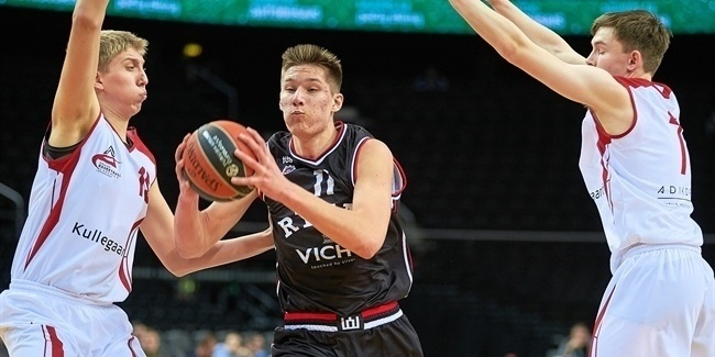 Tubelis is solid as oak for Rytas